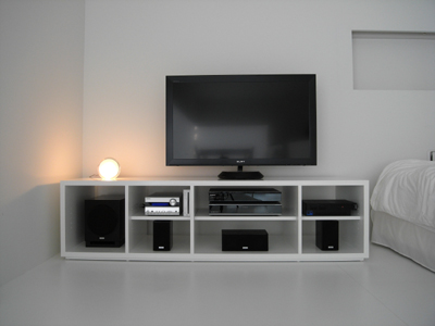 半年点検と特注家具の納品に伺いました | 印旛のスタジオ